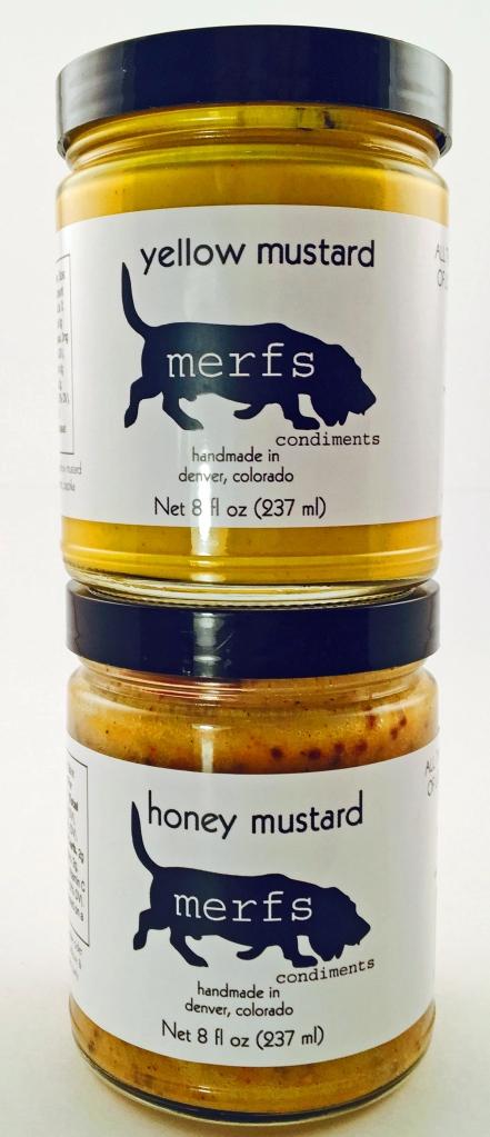 mustard-jars